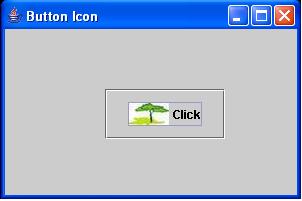 button icon java