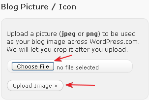 Wordpress blog/picture icon