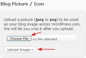 Wordpress blog/picture icon