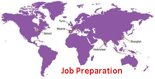 bank job preparation