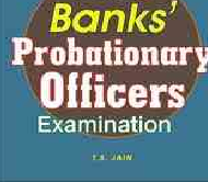 bank job recruitmen exam for probationary officer