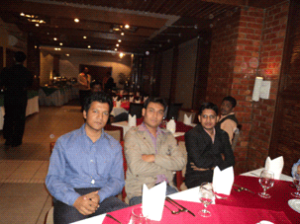Dinner Party in Ambrosia Chittagong