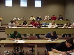 Recruitment Test Written Exam