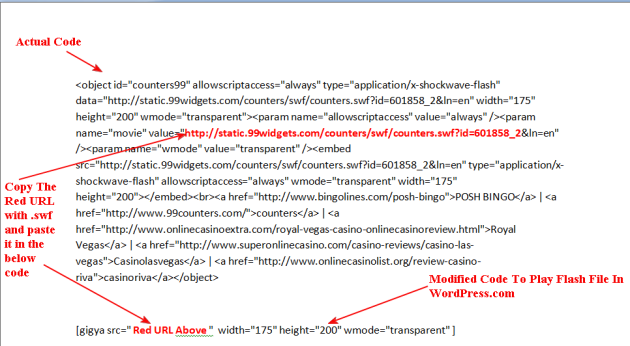 hack wordpress modification