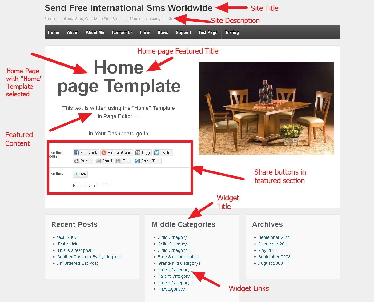 WordPress Theme Responsive By CyberChimps Modifications Support - Responsive css template
