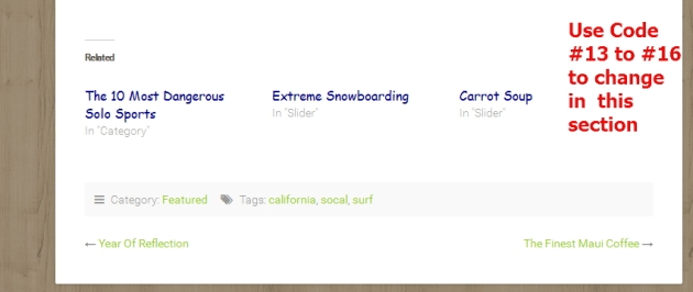 theme natural by organic themes single post footer modification