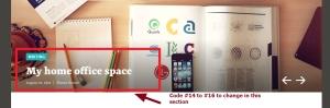 Theme Dara featured post slider modification