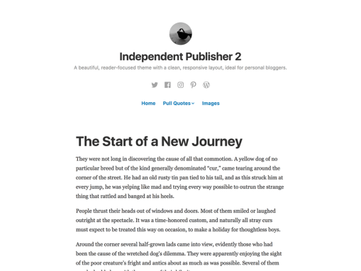Independent Publisher 2 by Raam Dev