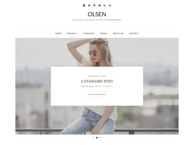 Olsen by cssignitor