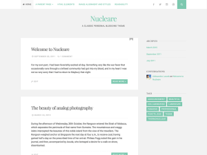 Nucleare By CrestaProject