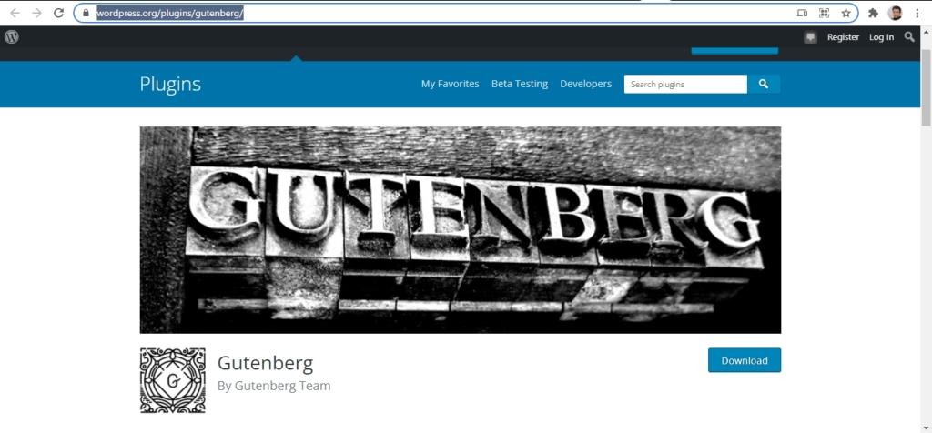 Gutenberg by Gutenberg Team